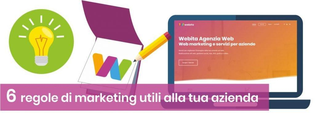 6 regole di marketing